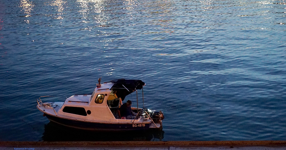 Image of boat on water. Raleigh Psychotherapy, counseling, co-dependency,  relationships, Katherine Broadway