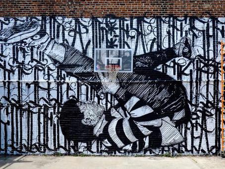 New Graffiti HutsPoint - Bronx - NYC
