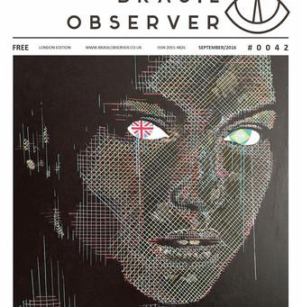 Capa BRASIL OBSERVER #042 Set