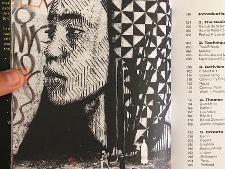 Livro / THE STENCIL GRAFFITI HANDBOOK