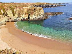 Praia de Porto Covo | Herdade Além Santos