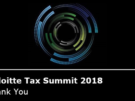 We were present in this summit with relevant updates in terms if tax and fiscal issues to 2019