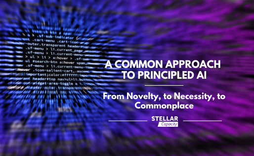 A Common Approach to Principled AI: From Novelty, to Necessity, to Commonplace