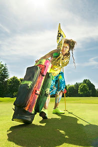 Golf-Fotografien von Selina Haas