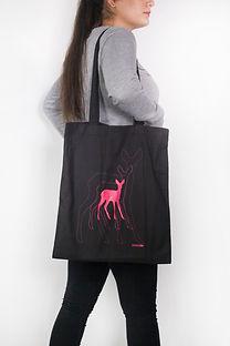 Stofftasche Selina Haas Design Schwarzwald