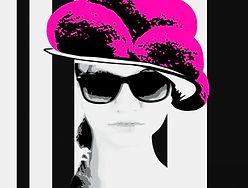 Leinwand-Druck LP14B von Designerin Selina Haas