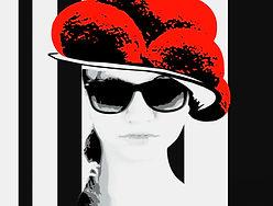 Leinwand-Druck LP 14 von Designerin Selina Haas