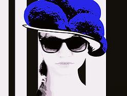 Leinwand-Druck LP 13 von Designerin Selina Haas