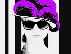 Leinwand-Druck LP 12 von Designerin Selina Haas