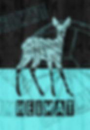 Leinwand-Druck LP 41BL von Designerin Selina Haas