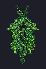 Illustration (grün) von Selina Haas