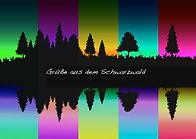 Postkarte MS 019 von Selina Haas