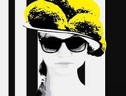 Leinwand-Druck LP 16 von Designerin Selina Haas