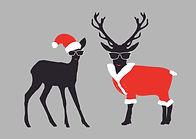 Weihnachtskarte MS063 von Selina Haas