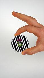 Magnet Kuckucksuhr Bollenhut von Selina Haas