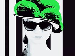 Leinwand-Druck LP 17 von Designerin Selina Haas