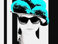 Leinwand-Druck LP 15 von Designerin Selina Haas