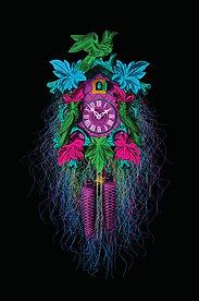 Leinwand-Druck LP 39-A von Designerin Selina Haas