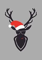 Weihnachtspostkarte MS062 von Selina Haas