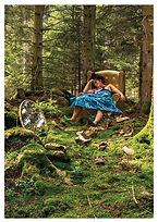 Postkarte MS 047 von Selina Haas