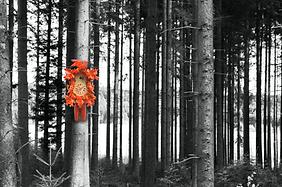 Leinwand-Druck LP 11A von Designerin Selina Haas
