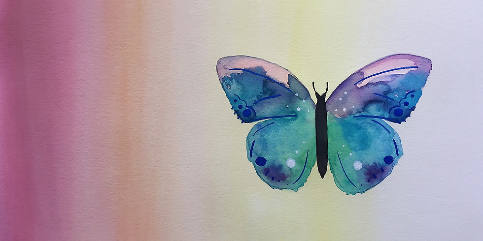 Ombre Butterfly (ONLINE)