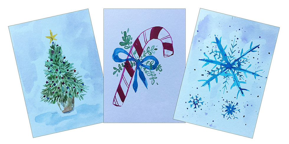 Holiday Cards Fundraiser