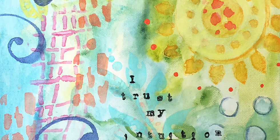 Affirmations + Anxiety Busters