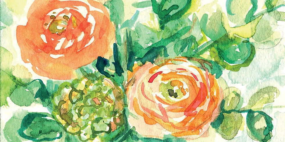 Spring Bouquet Card Fundraiser
