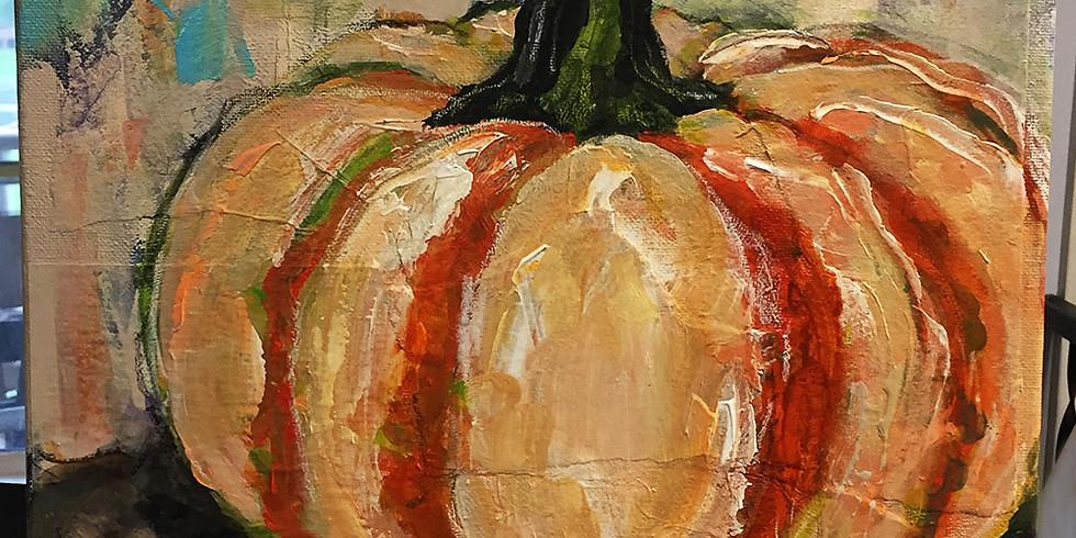 Variegated Pumpkin