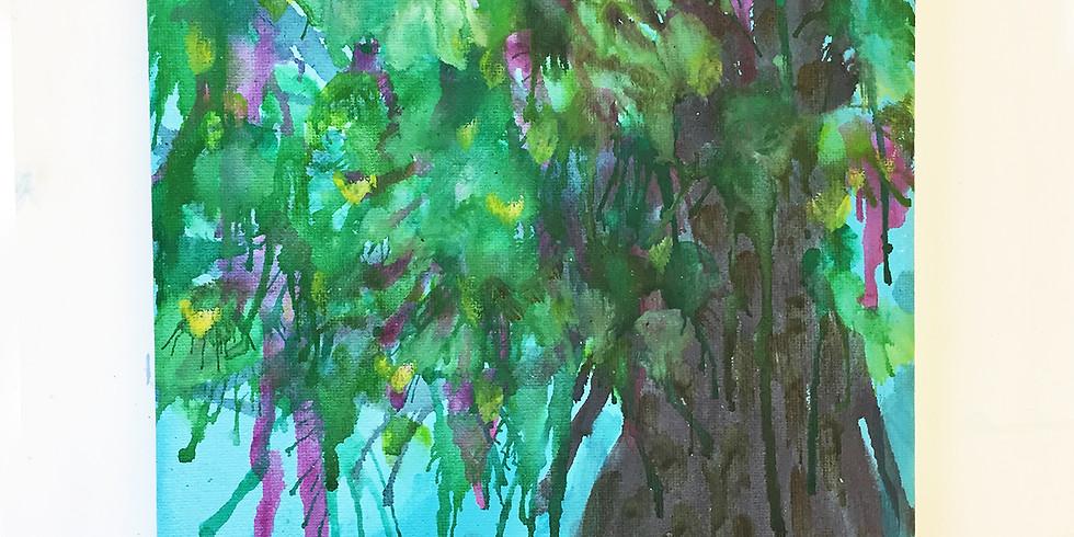 Kids Create: Weeping Willow