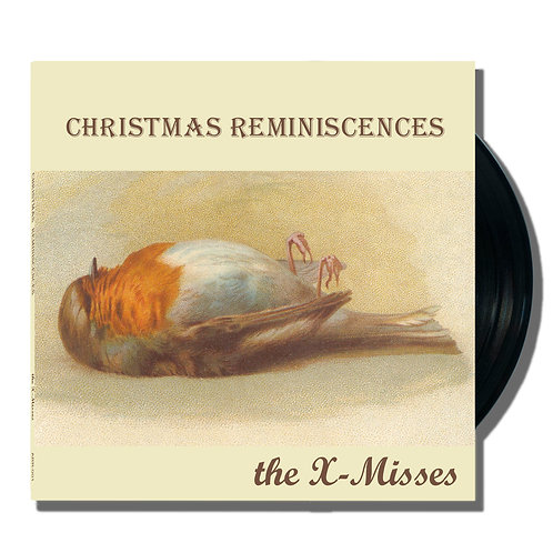 Christmas Reminiscences — Deluxe Vinyl and Digital download pack