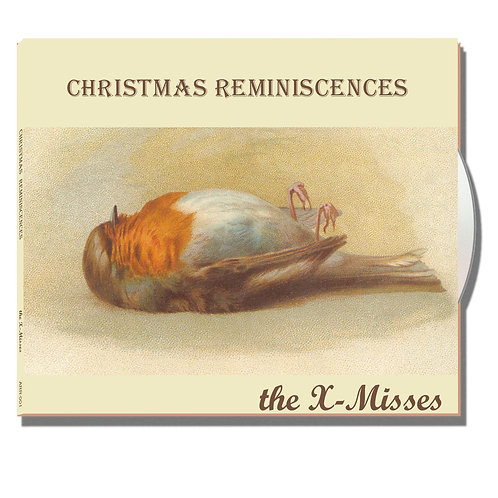 Christmas Reminiscences — CD Digipack