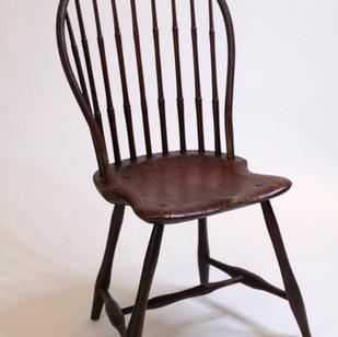 American Windsor Bowback Side Chair