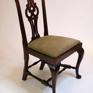 """Boston """"Owls Eye"""" Side Chair"""