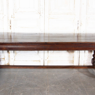 Early 19th C Cherry Harvest table