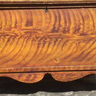 New England Blanket Chest