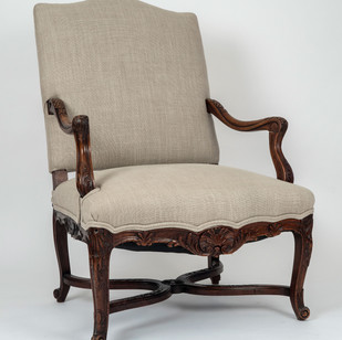 French Regency Arm Chair ( Pair)