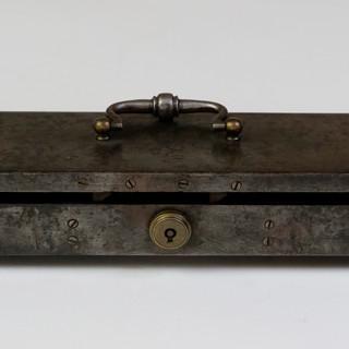Steel Trick Valuables Box