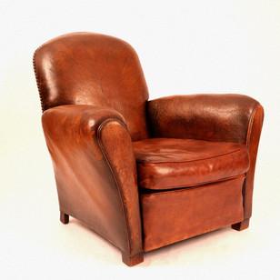 """Juicy""  French Club Chair"