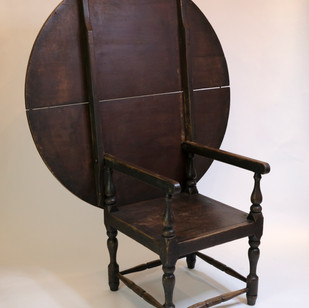 Canadian Chair Table