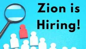 Job Posting: Church Custodian
