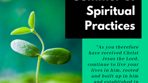 Summer of Spiritual Practices: The Path of Distractions