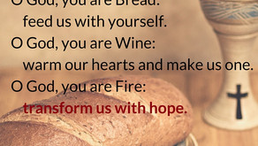 """""""Transform Us with Hope"""""""
