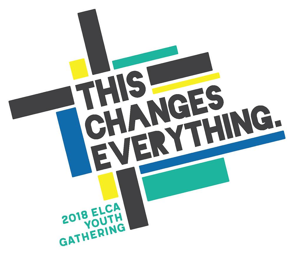 2018 ELCA Youth Gathering logo