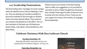 December Newsletter is Available!