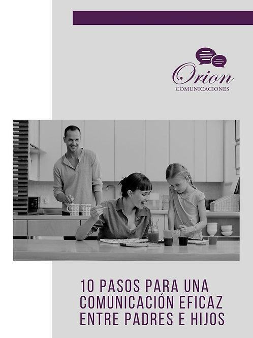 10 pasos para fomentar la comunicación eficaz con los niños