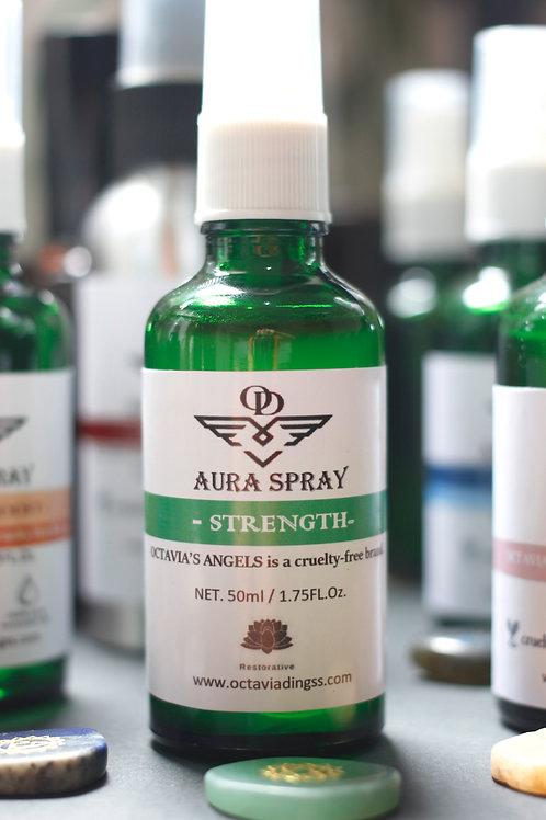 Aura Spray ( Strength )