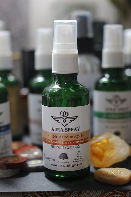 Aura Spray ( Energy Boost )
