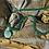 Thumbnail: Yin Yang☯︎︎ Bagua Jade Giok necklace Vintage Handmade - Fengshui
